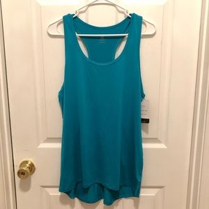 Champion Racerback Turquoise Athletic Tank SL
